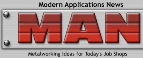 Modern Application News Logo